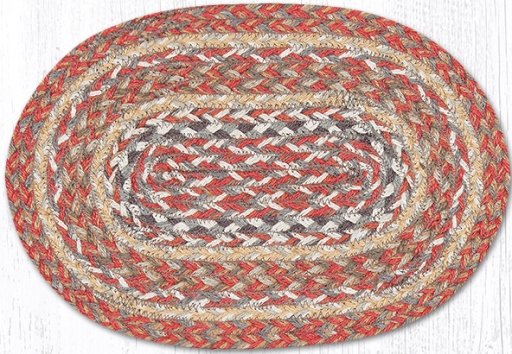 MS 9-96 Ginger Miniature Swatch
