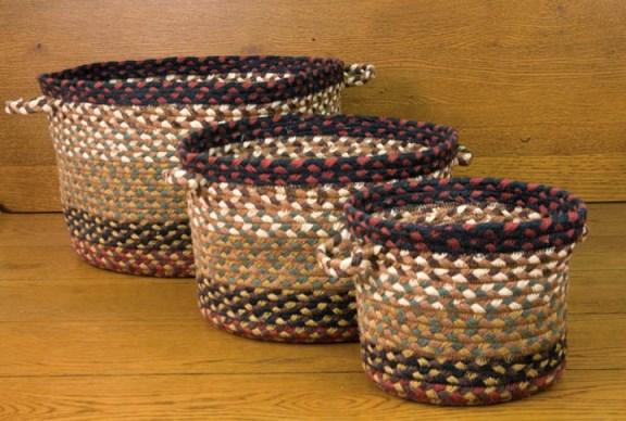 Braided Utility Baskets