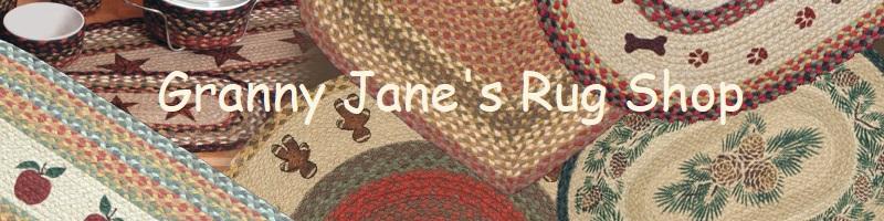 Granny Jane's Rug Shop
